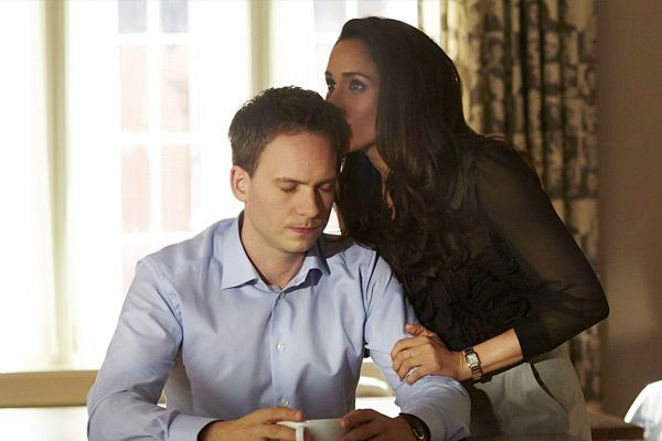 Suits - Rachel Zane et Mike Ross