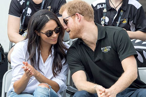 Suits - Fiancailles Meghan et Harry